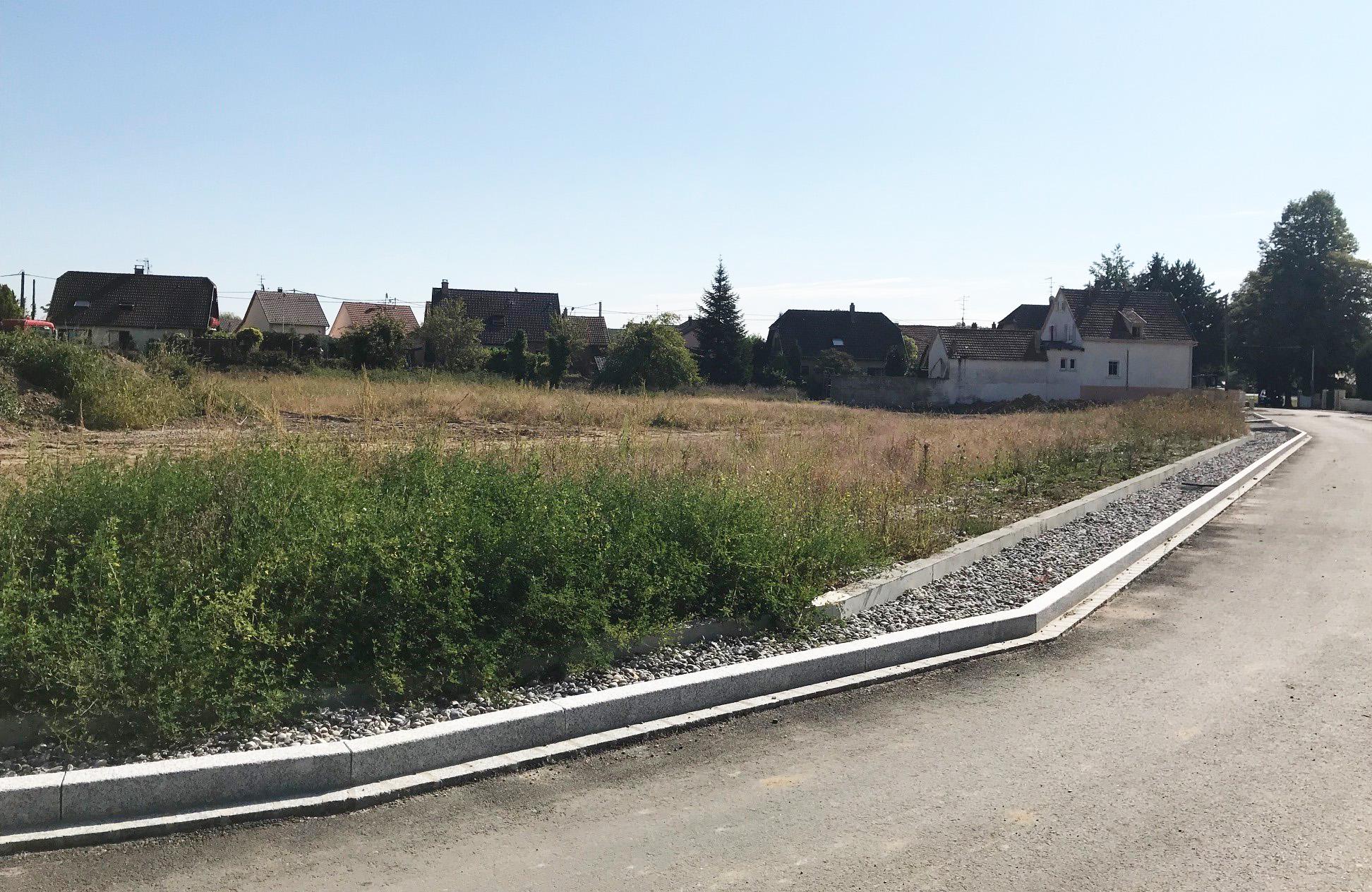 Lotissement Rosenau maison à construire